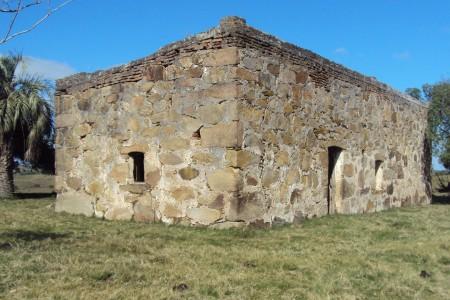 Circuito histórico de Velázquez, Ruinas de Estancia La Tuna