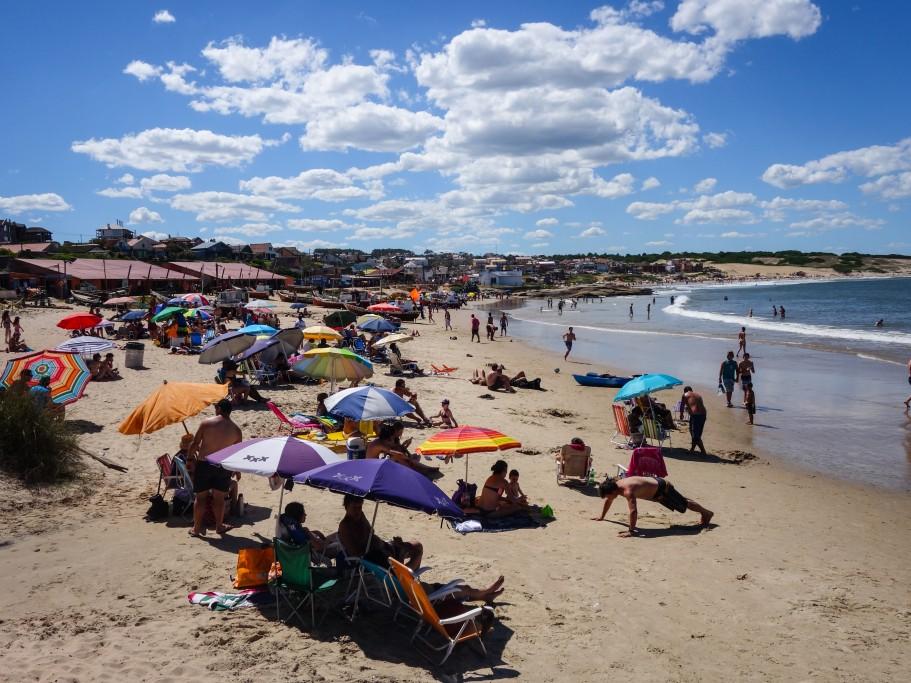 Playa de los pescadores - Foto: Leonardo Maiche
