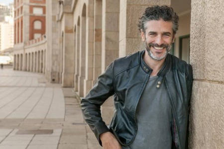Encuentro con Leonardo Sbaraglia en Rocha