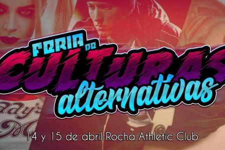 Feria de Culturas Alternativas 2018 en Rocha