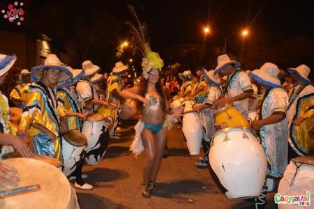 Carnaval 2018 en Cebollatí en Cebollatí