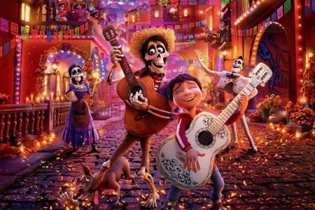 """Cine para niños: """"Coco"""" en La Pedrera"""