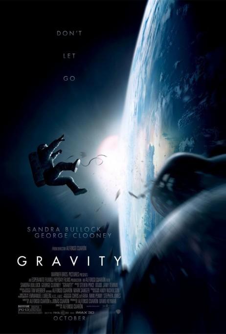 """Cine bajo las estrellas en Punta del Diablo: """"Gravity"""""""