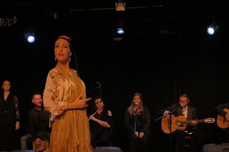 "Show de flamenco: ""Trinomio"" en Rocha"