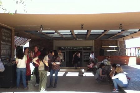 Feria del buen vivir en La Pedrera