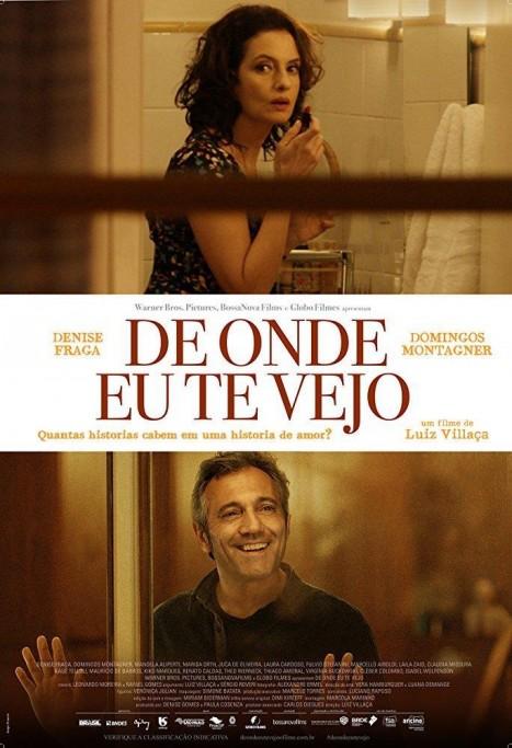 """Viernes de cine en el Complejo Cultural 2 de Mayo de Castillos: """"De Onde Eu Te Vejo"""""""