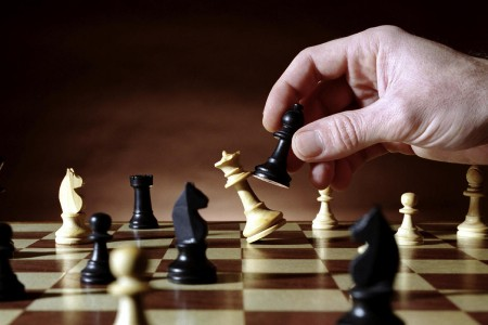 Torneo juvenil de ajedrez en Rocha