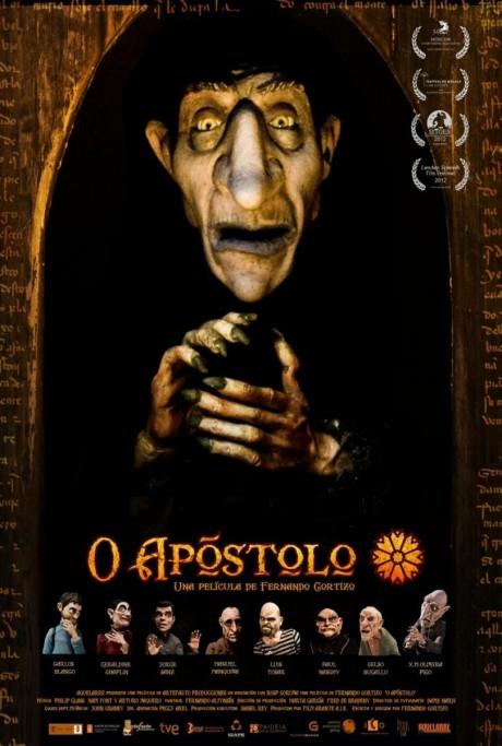 """Ciclo de cine en español en el Complejo Cultural 2 de Mayo de Castillos: """"El apóstol"""""""