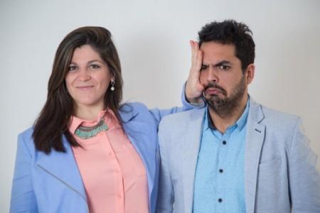 """Stand up: """"El y Ella"""" en Rocha"""