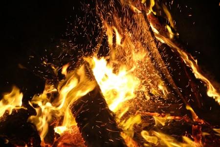 Celebración: Solsticio de invierno en La Paloma