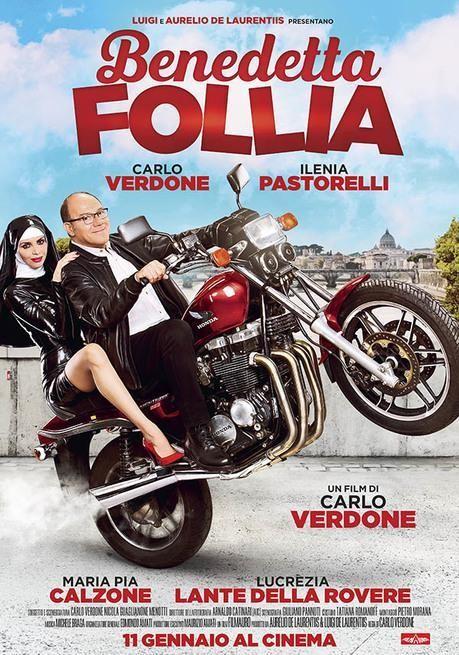 """Cine con entrada libre en vacaciones de invierno en La Paloma: """"Benedetta follia"""""""