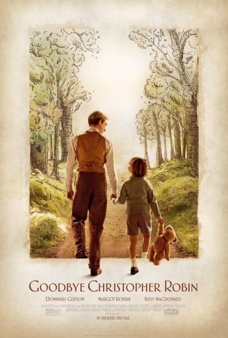 """Cine gratis en vacaciones de invierno en La Paloma: """"Goodbye Christopher Robin"""""""