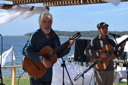 Maratón musical solidaria en La Paloma