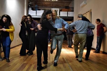 """3er encuentro de tango """"TAN UNO"""" en Rocha"""