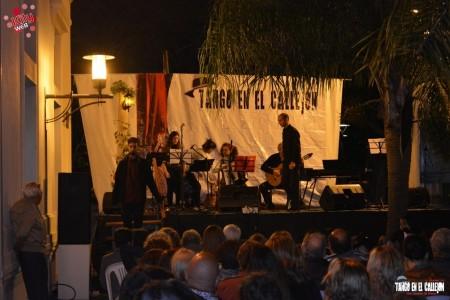 """10ª edición de """"Tango en el callejón"""" en Rocha"""