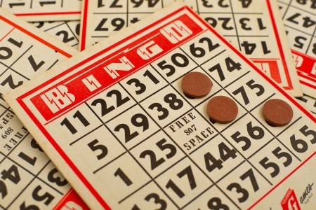 Gran bingo a beneficio en La Paloma