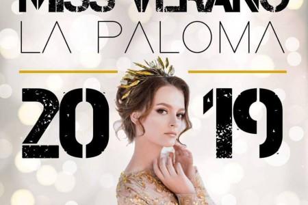 Miss Verano La Paloma 2019 en La Paloma