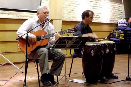Show de Cacho Labandera en Rocha
