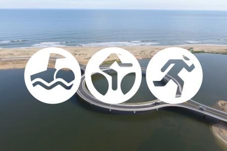 Eco Triatlón Olímpico 2019 en El Caracol