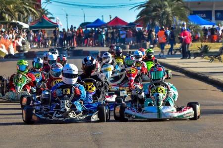 Karting: Campeonato Regional Este en La Paloma