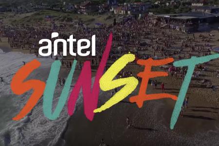Antel Sunset 2019 en La Paloma