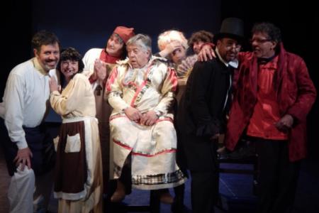 """Teatro: """"Emperador Nicandro"""" en La Paloma"""