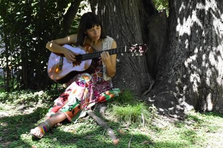 Show de Lucia Merico en La Paloma