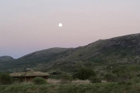 FIesta de la Luna llena en Rocha