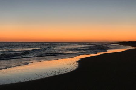 Poesía y música en la playa 2019 en La Paloma