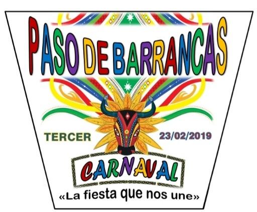 Paso de Barrancas, un pequeño pueblo rural, a solo 12 km de San Luis, celebra su tercer Carnaval