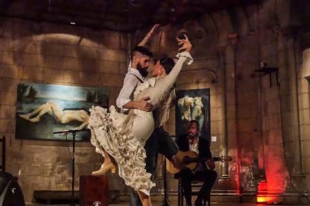 """""""Trinomio"""": show de flamenco en La Paloma"""