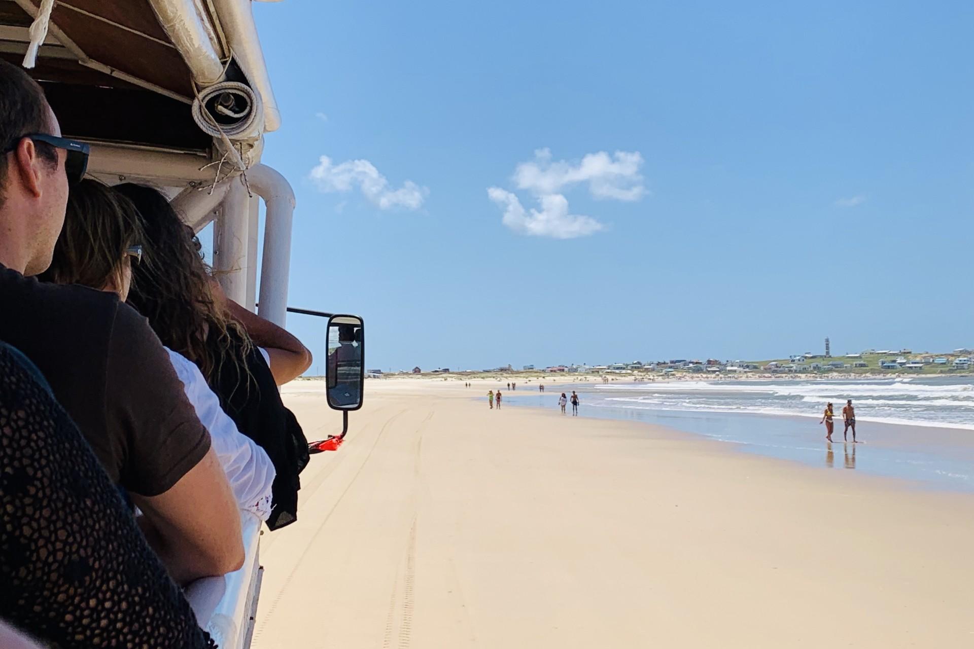 Tour a Cabo Polonio y Barra de Valizas