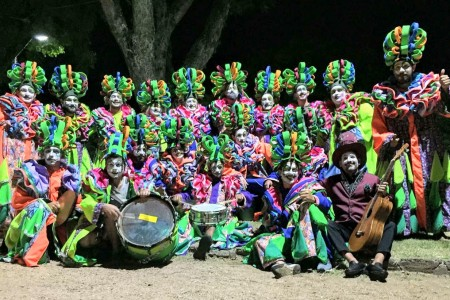 """Estamos verdes"" de Palomurga en Rocha"