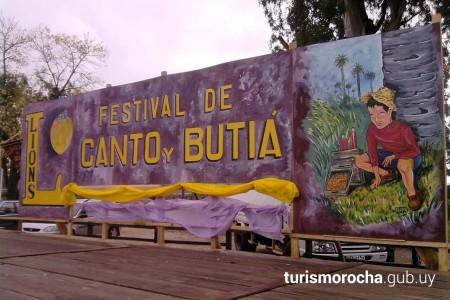 Festival de Canto y Butiá 2019 en Castillos