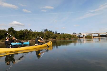 Aventura por el Río Olimar en Rocha