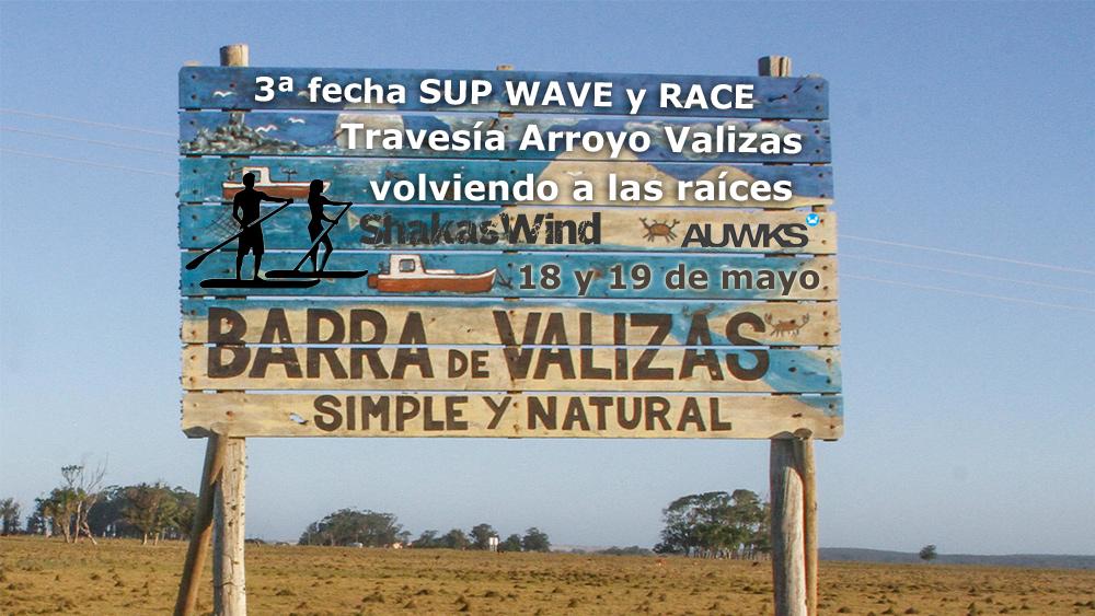 3a fecha del Campeonato Uruguayo de Stand Up Paddle y Travesía en Barra de Valizas y Cabo Polonio