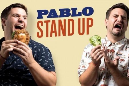 """Pablo Stand Up: """"Antes y después"""" en Rocha"""