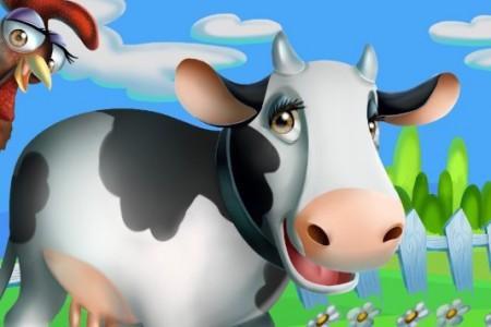 El show de la vaca Lola en Rocha