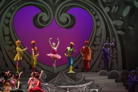 """Ballet: """"La Bella Durmiente"""" en Rocha"""
