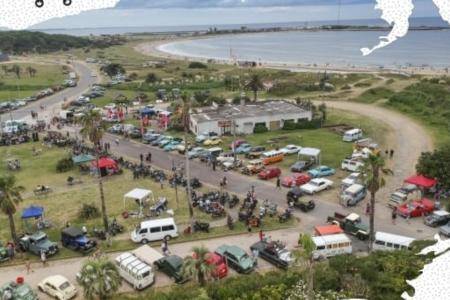 3er Encuentro de autos y motos en La Paloma