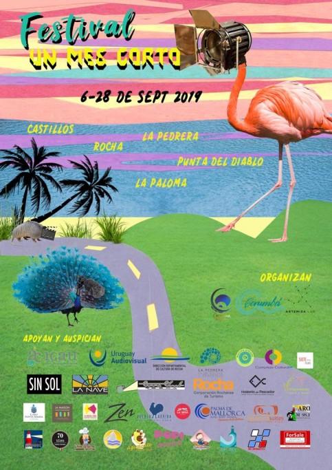 """El Festival de cine """"Un Mes Corto"""" viajará por el departamento de Rocha en setiembre"""