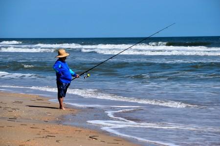 Campeonato de pesca en Aguas Dulces