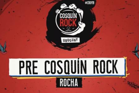 Pre Cosquín Rock Uruguay en Rocha