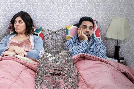 Terapia de pareja: Él y Ella en Rocha