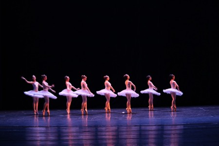 Función de ballet en Rocha