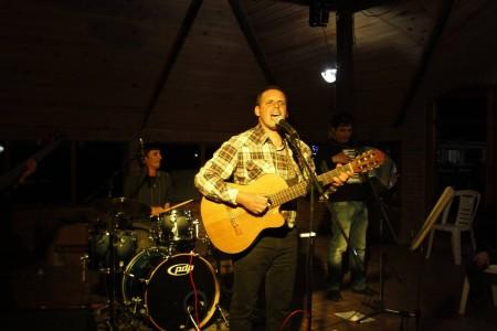 "Presentación del disco ""Gurí rural"" en Chuy"