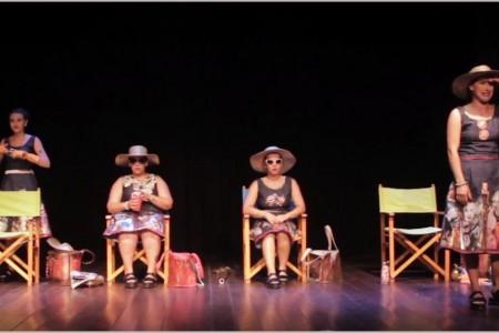"""Teatro: """"Las Representadas"""" en Punta del Diablo"""