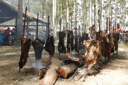 1er Festival del Asador en Rocha