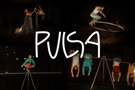 Pulsa: circo, danza y teatro en Rocha