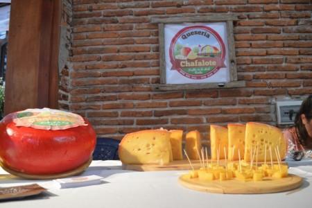 1er Festival Gastronómico en Castillos